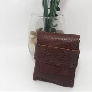 ColsenKeane Limited Square MicroWallet w/Cover